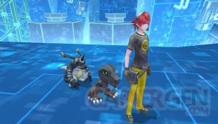 Digimon Story Cyber Sleuth 27 12 2014 screenshot 1