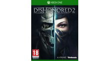Dishonored 2 jaquette cover Xbox One (1)