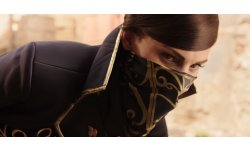 Dishonored 2 live action head