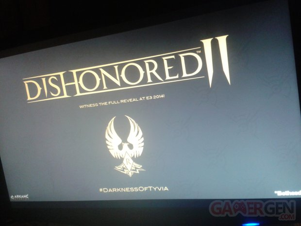 Dishonored II Darkness of Tyvia 03 03 2014 rumeur 1