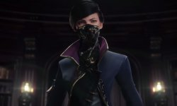 Dishonored II head