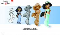 Disney Infinity 2 0 Marvel Super Heroes 07 08 2014 Aladdin Jasmine art 1