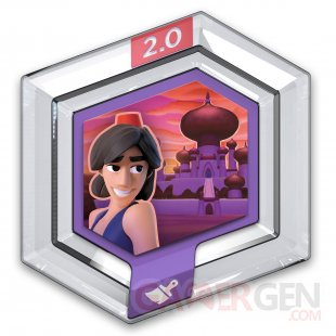 Disney Infinity 2 0 Marvel Super Heroes 07 08 2014 Aladdin Jasmine power disc 3