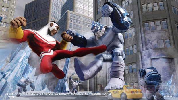 Disney Infinity 2 0 Marvel Super Heroes 12 09 2014 screenshot 3