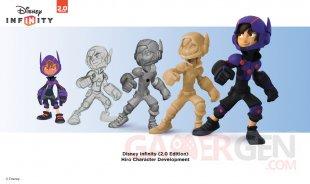 Disney Infinity 2 0 Marvel Super Heroes 27 08 2014 Hiro Baymax art 1
