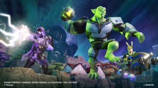 Disney Infinity 2 0 Marvel Super Heroes vilain screenshot 2