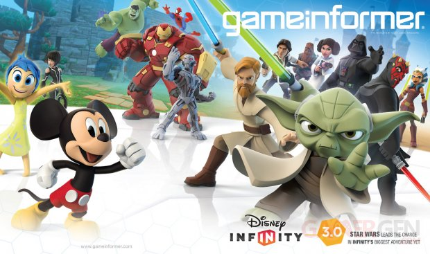 Disney Infinity 3 0 05 05 2015 game informer