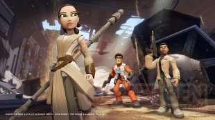 Disney Infinity 3 0 12 10 2015 Pack Aventure Réveil de la Force (5)