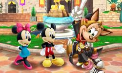 Disney Magic Castle My Happy Life vignette FAMITSU 24.07.2013.