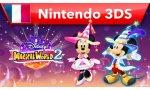 Disney Magical World 2 : une nouvelle bande-annonce pleine de magie et une date de sortie pour le jeu 3DS