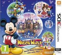 Disney magical World jaquette PEGI 3DS