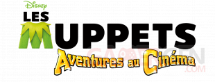 Disney The Muppets Movie Adventure Aventures Cinéma 08 08 2014 logo