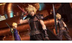 Dissidia Final Fantasy cloud FFVII image capture