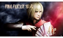 Dissidia Final Fantasy image Ace