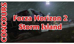DLC STORM ISLAND FORZA HORIZON 2  CONCOURS