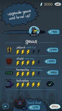 Doodle Jump DC Super Heroes screenshot 5.