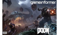 DOOM 06 01 2015 game informer cover