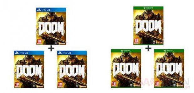 Doom auchan achat