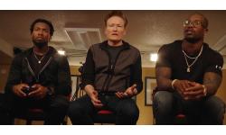 DOOM gameplay Conan O'Brien