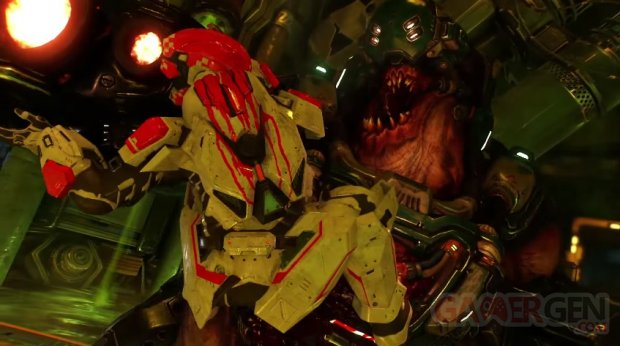 DOOM multijoueur head