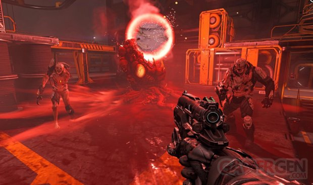 Doom new screenshots 6