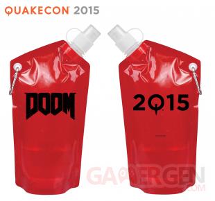 DOOM QuakeCon 2015 24 07 2015 Poche Sang