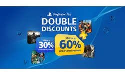 Double Remise PlayStation Store Plus
