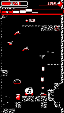 Downwell Screen