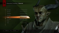 Dragon Age Inquisition Creation Personnage