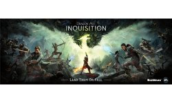 Dragon Age Inquisition posters personnages 1