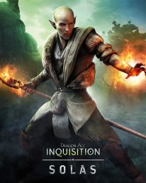 Dragon Age Inquisition posters personnages 3