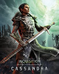 Dragon Age Inquisition posters personnages 8