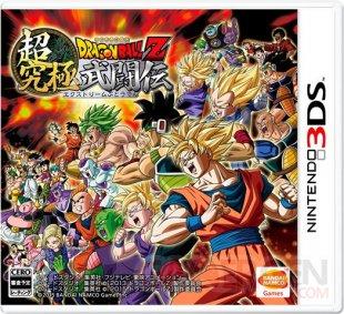 Dragon Ball Extrem Butôden jaquette