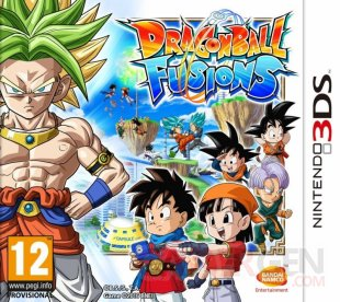 dragon ball fusions 3ds 7731
