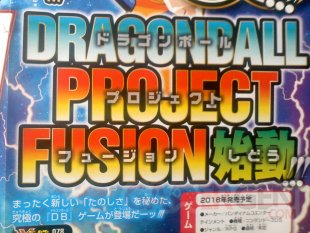 Dragon Ball Project Fusion (2)