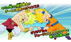 Dragon Ball Project Fusion (4)