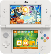 Dragon Ball Theme 3DS