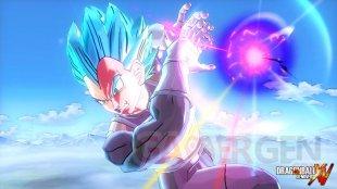 Dragon Ball Xenoverse DLC pack Pack film Résurrection F 21 04 2015 screenshot 2