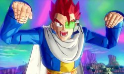 Dragon Ball Xenoverse head 3