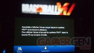 Dragon Ball Xenoverse Remote Play PSVita PS4 (1)