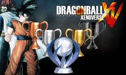 Dragon Ball Xenoverse Trophees