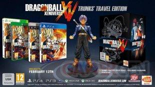 dragon ball xenoverse Trunks travel edition