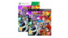 dragon ball z battle of z jaquettes