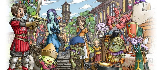 Dragon Quest artwork 2
