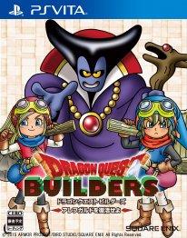Dragon Quest Builders JP jaquette jap 2