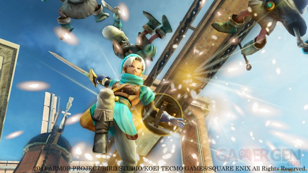 Dragon Quest Heroes 28 10 2014 screenshot 3