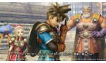 dragon quest heroes heros et heroines prennent pose image
