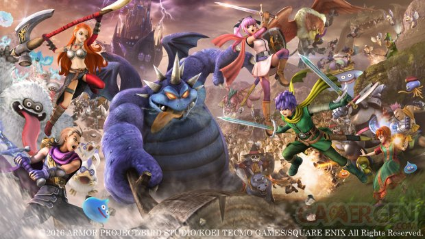 Dragon Quest Heroes II 09 02 2016 art (0)