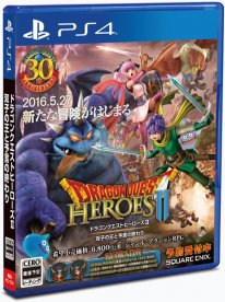 Dragon Quest Heroes II 24 02 2016 jaquette
