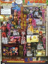 Dragon Quest Heroes II annonce nouveaux personnages